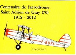 Saint Adrien  De Gray   2012 - Demonstraties