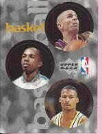 Sticker - UPPER DECK, 1997. - Basket / Basketball, NBA, No 88 / 153 / 235 - Basketball - NBA