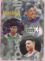 Sticker - UPPER DECK, 1997. - Basket / Basketball, NBA, No 89 / 185 / 272 - Basketball - NBA