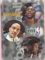 Sticker - UPPER DECK, 1997. - Basket / Basketball, NBA, No 90 / 193 / 320 - Basketball - NBA
