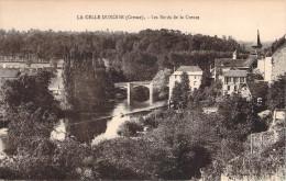 CPA La Celle-Dunoise Les Bords De La Creuse BI 406 - Sonstige Gemeinden