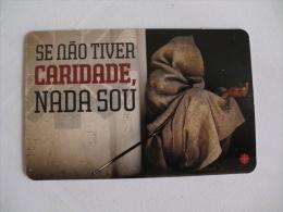 Caritas Portuguese Pocket Calendar 2009 - Calendarios