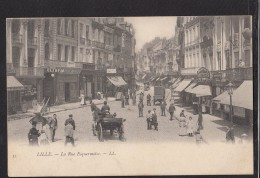 59 LILLE La Rue Esquermoise - Lille
