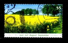 GERMANIA - Vegetazione -vegetation -year 2006 - Usato - Used. - Vegetazione