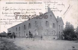 (23) Busseau D'Ahun - Hôtel Bonnefont - Excellent état - 2 SCANS - Other Municipalities
