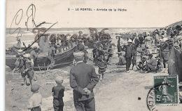 (62) Le Portel - Arrivée De La Pêche - Excellent état - 2 Scans - Le Portel