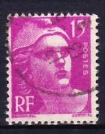 FRANCE YT N° 724 Obl. - 1945-54 Marianne De Gandon