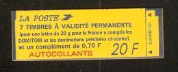 France, Carnet 1505, Numéroté, Virgules Absentes, Carnet Neuf, Non Ouvert, TTB, Carnet Marianne De Briat, 2873c, 2874b - Carnets