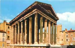 38 - VIENNE SUR LE RHONE - Temple Romain D'Auguste Et De Livie - Vienne