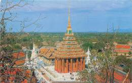 SARABURI - Scenery Of The Chapel Of Buddha's Footprint - Thaïlande