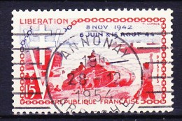 FRANCE 1954 YT N° 983 Obl. - Used Stamps