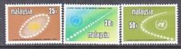 MALAYSIA  76-8  *  U.N. - Malaysia (1964-...)