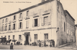 11- Limoux Le Grand Hotel Moderne - Limoux