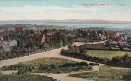 POOLE -VIEW FROM CONSTITUTION HILL - England