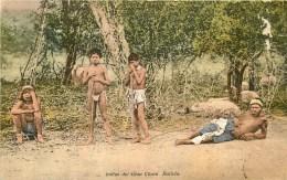 Bolivie - Cpa - Ethnique - Indiens De Bolivies -** Indios Del Gran Chaco - Bolivia ** - Voir 2 Scans. - Bolivie