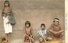 Bolivie - Cpa - Ethnique - Indien Dont Femme Seins Nus  -** India Del Gran Chaco - Bolivia ** - Voir 2 Scans. - Bolivie