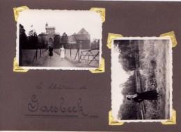 Château De Gaasbeek 1938 - Lugares