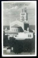 Cpa Carte Photo Egypte Cathedral Port Said    AO35 - Port Said