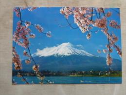 Japan   Mt. FUJI   Stamp    D120112 - Non Classés