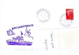 RPC LA HOUSSAYE Obl. Brest Recouvrance 19/11/12 - Poste Navale