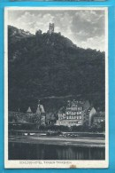 C.P.A. Traben-Trarbach  - Schloss-Hotel - Traben-Trarbach