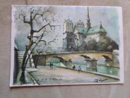 75 PARIS - Collection  Aqua Pictura  -1970      D120125 - Non Classés