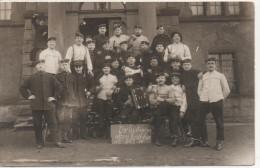 Nr.  2547 , FOTO-AK  1914-18 , Kaiserreich, - Personnages