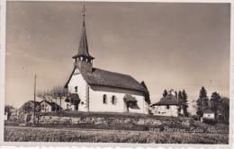 BOTTENS - ÉGLISE  NATIONALE -  CPSM - VD Vaud