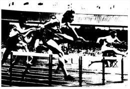 (14) Australia - Reproduction Postcard - Shirley Strickland - Sportifs