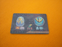 Macau Macao - Babylon Casino magnetic player�s card