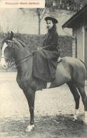 LUXEMBOURG PRINZESSIN MARIA ADELHEID - Grand-Ducal Family