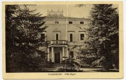 Casinalbo Di Formigine (Modena). Villa Segrè. - Modena