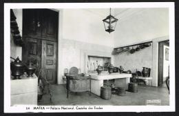 MAFRA (Portugal) - Palácio Nacional - Cozinha Do Frades - Lisboa