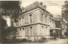 Cpa Parthenay La Sous Prefecture - Parthenay