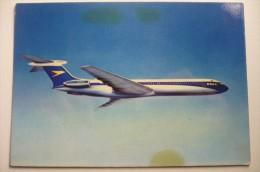 VC 10 BOAC     G BOAC    CARTE TACHEE ET ABIMEE - 1946-....: Era Moderna