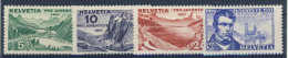 Schweiz Michel No. 246 - 249 ** postfrisch