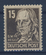 SBZ Michel No. 217 a y ** postfrisch