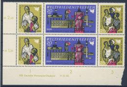 DDR Michel No. 1478 - 1480 ** postfrisch DV Druckvermerk FN 1
