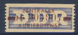 DDR Dienst Gruppe B Michel No. 20 M ** postfrisch