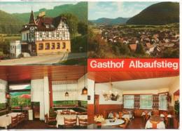 Allemagne. Mühlhausen. Gasthof Albaufstieg - Muehlhausen