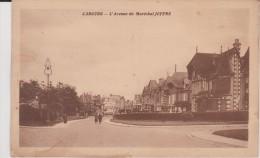 R :  Calvados : CABOURG :   L Avenue  Maréchal   Joffre - Cabourg