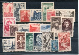 France. Année 1947 Complète Neuve **. 20% De La Cote - France