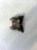 Petite Boucle De Chaussure En Bronze Detecting Find - Belts & Buckles