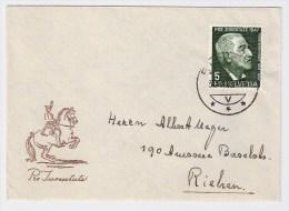 """Schweiz, PJ, 1947,  """" Briefli """" , S378 - Pro Juventute"""