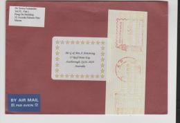 CH-Ap019/ Macaau 2013,, Meter Mail