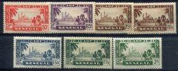 Sénégal                  Divers  ** - Sénégal (1887-1944)