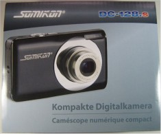 SOMIKON DC-128.s Digitalkamera Webcam Videokamera - Neuwertig - Appareils Photo
