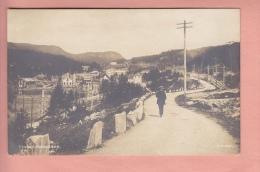 OLD PHOTO POSTCARD NORGE NORWAY TINFOS NOTODDEN - Norvegia