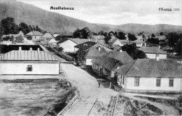 Slowakei-Slovakia, Medzilaborce - Mezolaborcz 1908, Hlavná Ulica, Reproduction - Slovacchia