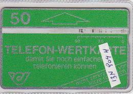 Telefonkarte Österreich  Geb. ANK 13N    Nummer :   Nr.904H   3mm Wertspur Mit Kerbe - Oostenrijk